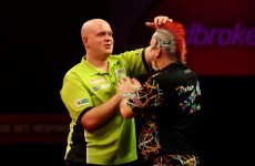 Van Gerwen wins his first PDC title at Ally Pally