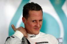 Witness may have inadvertently recorded Schumacher accident