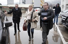 Schumacher's wife urges media to leave doctors, family alone