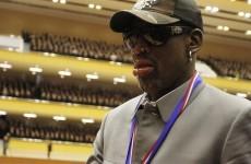 Rodman apologises for North Korea outburst, blames drink