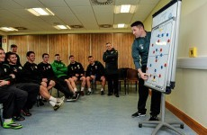 From captain to manager? Robbie Keane begins coaching qualifications