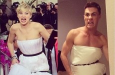 You can recreate Jennifer Lawrence's Golden Globes look at home, just like these heroes