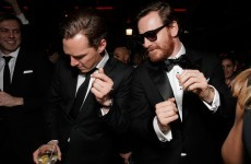 We know what song Cumberbatch and Fassbender were dancing to… It's The Dredge