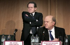 ECB 'held a gun' to Government's head over bailout