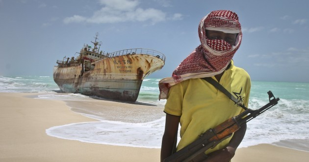 Clampdown on Somali pirates leads to 40 per cent drop in incidents worldwide