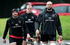 Ulster make two changes for Leicester showdown