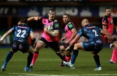 Munster-bound Copeland wins third Heineken Cup man of the match award