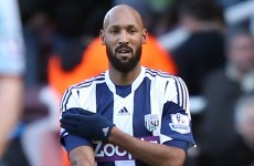 West Brom to lose shirt sponsor over Anelka's 'quenelle' gesture
