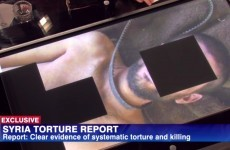 War crimes report accuses Syria of torture and 11,000 executions