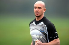 Ankle problem ends miserable season for Stephen Ireland