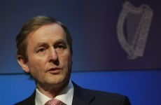 Enda Kenny and 6 other Irish people are attending the World Economic Forum