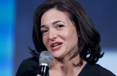 Facebook boss Sheryl Sandberg is now one of the world's youngest billionaires