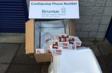 Revenue seize roll-your-own tobacco from Kerry house