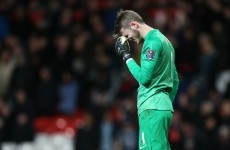 David De Gea will be fine after crucial error, says Fletcher