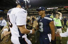 Super Bowl XLVIII: Peyton Manning v Russell Wilson