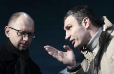 Opposition leader offered PM job in bid to end Kiev violence