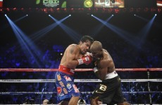 Pacquiao, Bradley set for rematch as Mayweather hopes fade