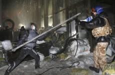 Kiev protesters seize police base after opposition leaders reject offer