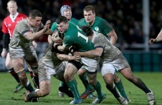5 things we learned as Ireland's Wolfhounds beat the Saxons