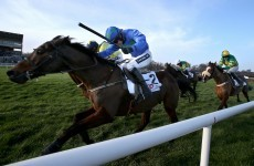 Hurricane Fly holds off pretenders to win Irish Champions Hurdle