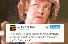 This 'Your Ma' battle from Irish Twitter last night is the stuff of legend