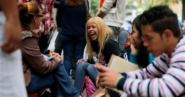 Venezuela's youth are abandoning their homeland, Ireland is their destination