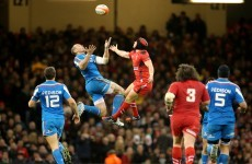 Wales stutter to opening Six Nations win over Italy
