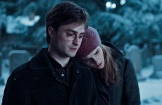 J.K Rowling says that Harry and Hermione should have ended up together
