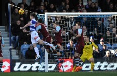 Individual highlights: Watch Kevin Doyle on his goalscoring QPR debut