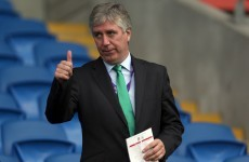 John Delaney 'hopeful' of March 2015 date with England in Dublin