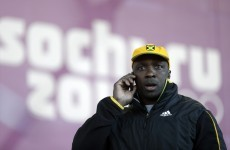 Speedbump: Jamaican bobsled team vow to fight on despite luggage loss