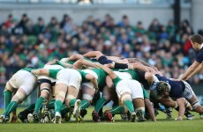 Ireland's front row face true test against world class Welsh