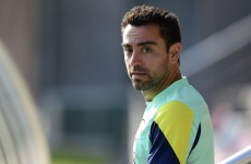 I will never play in the Premier League, Xavi insists