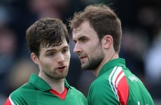 Mayo's Gibbons gets his reward with starting place against Tyrone
