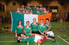 Irish dodgeball team set for their own Six Nations campaign