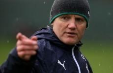 Schmidt targets England at Twickenham as Triple Crown looms large