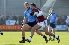 Dublin too good for determined Westmeath side