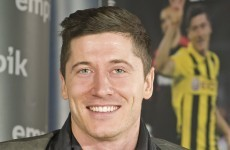 Bayern-bound Lewandowski has car wheels stolen, Dortmund fans suspected
