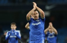 No way back for Terry with England says Hodgson as World Cup looms in Brazil