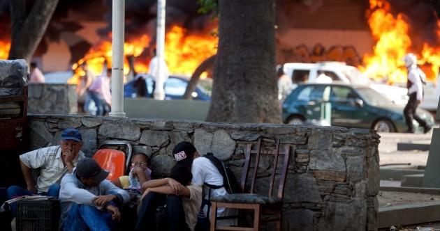 UN calls for action over deaths in Venezuelan protests
