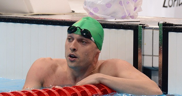 'People don't know who I am' – Irish Olympian and European bronze medalist Barry Murphy on the pitfalls of being a world-class athlete