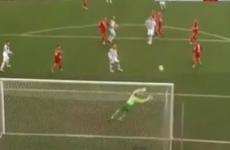 German footballer summons his inner Rooney to rasp in wonder goal