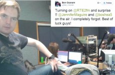 Here's what Twitter had to say about 2fm's brand new breakfast show
