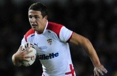 Slammin' Sam Burgess to join union in 2015 Rugby World Cup bid