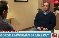 God is the only judge I have to answer to — George Zimmerman