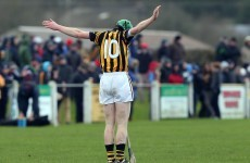 Henry Shefflin's crazy dance could be about to sweep the nation