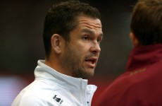 Andy Farrell: BOD's 'special skills' could turn the game for Ireland
