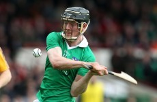 Carmody, O'Brien and Quaid in Limerick team to face Antrim