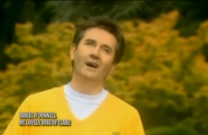 Daniel O'Donnell's top 8 jumpers, ranked in order