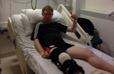 Colm Cooper confirms surgery a success as he prepares for 'long road ahead'